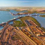Iron ore exports sink in January: ABS