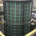 G-Vault interstage screens process golden results
