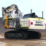 National Group supplies Liebherr R 9200 excavator to NSW gold mine