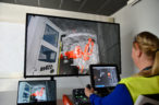 Sandvik's Digital Driller simulator provides convenient learning
