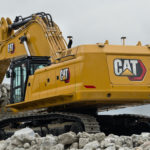 Caterpillar unveils Cat 395 excavator