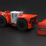 Sandvik introduces world-first LH518B electric loader
