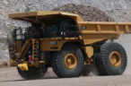 Caterpillar to roll out next generation mining truck