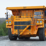 BELAZ dump trucks equipped with ISO and Australian standards