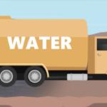 Dust control on haul roads: Using water vs binder treatment
