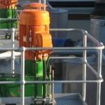 HDP drives for aerator and liquid mixer applications