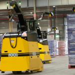 New AGV range for 24/7 pallet transport