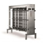 Alfa Laval FrontLine gasketed plate heat exchanger