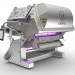 Digital sorter for fruit and vegetables
