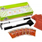 Scotch-Brite Quick Clean Griddle Cleaning System Starter Kit, 710