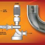 Vortab Elbow flow conditioner