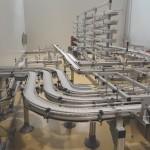 Highly flexible conveyor system