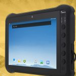 Winmate's M900M9 8-inch fully rugged tablet with Android 9.0 OS
