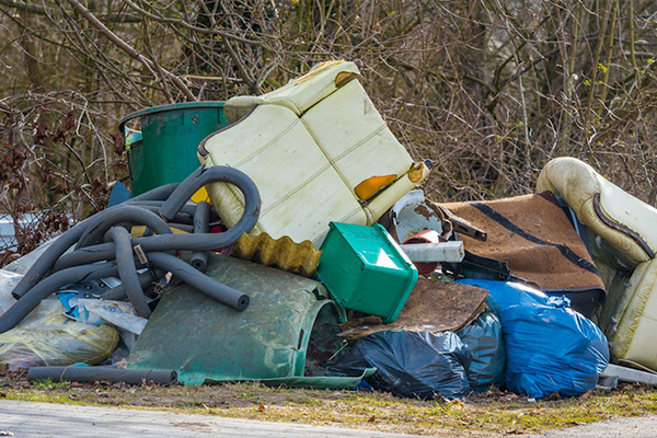 NSW EPA records 34 per cent increase in illegal dumping