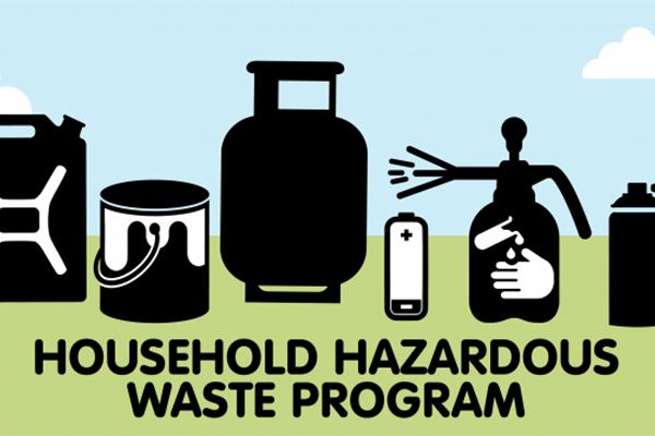 New Hazardous Household Waste Facility