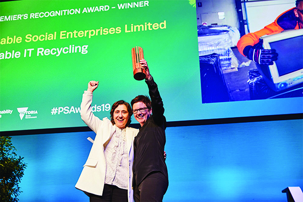 Entries open for Premier's Sustainability Awards