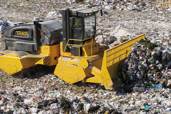 More teeth, more traction and compaction: GCM Enviro
