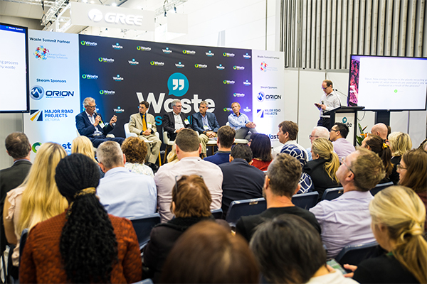Waste Expo Australia forges ahead