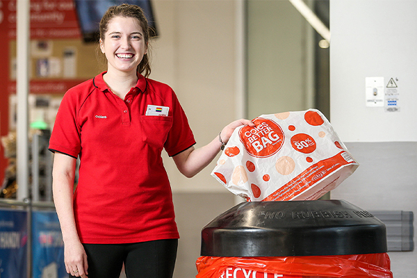 Coles to become Australia's most sustainable supermarket