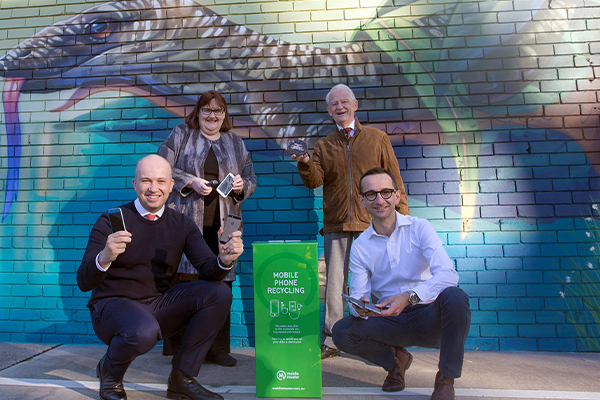 MobileMuster recognises local government recycling champions