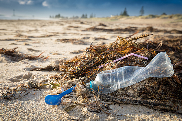 CSIRO and Microsoft partner to tackle plastic waste