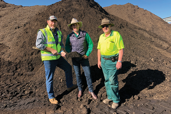 Restore the soil: JR Richards and Sons and Jindalee Ag