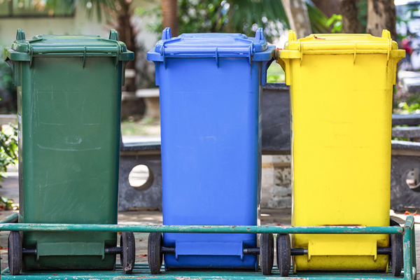 Town of Bassendean rolls out new three-bin recycling system