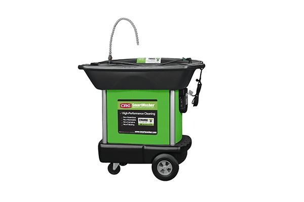 Minimising waste, increasing safety with CRC SmartWasher