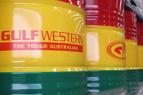 Extensive Oils: Gulf Western Oil