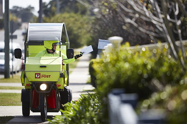 Australia Post diverts 100,000 tonnes of material from landfill