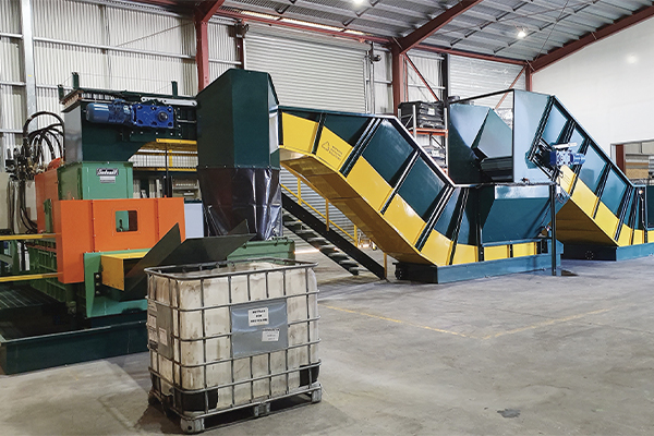 Expanding the baler market: Material Recovery Solutions