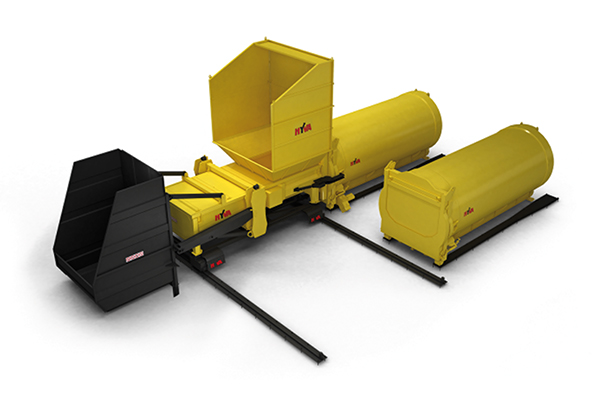Global waste sector assistance: HYVA Equipment