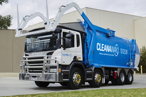 Cleanaway reports earnings growth during pandemic
