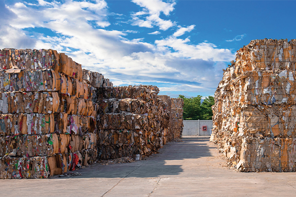 Recycling and Waste Reduction Bill introduced into Federal parliament