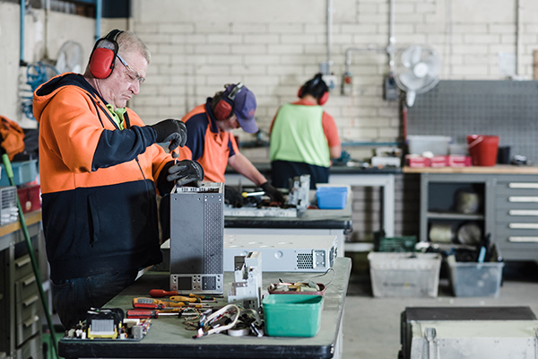 Australia Post launches new e-waste recycling service