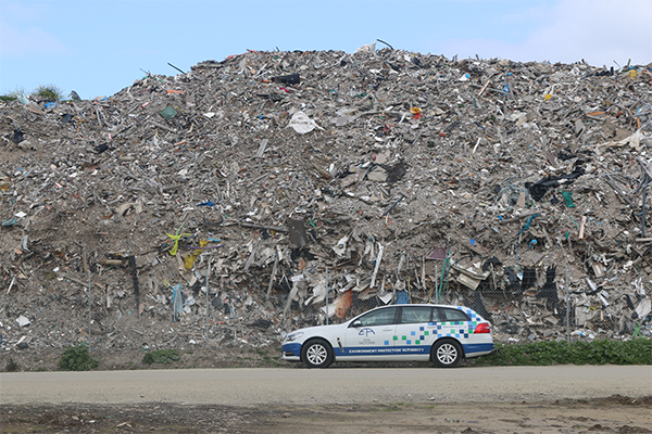 EPA VIC boosts resources to tackle waste crime