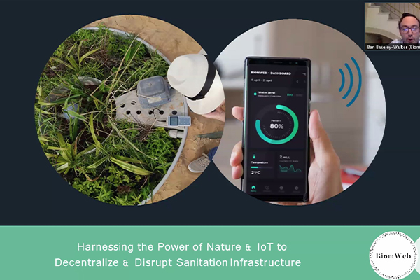 Wastewater solution wins global innovation competition