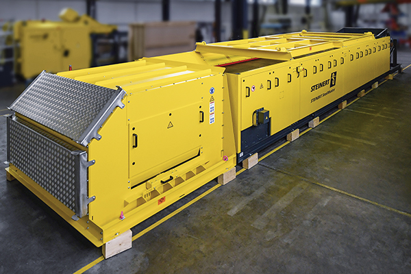 STEINERT's SteelMaster optimised for tough conditions
