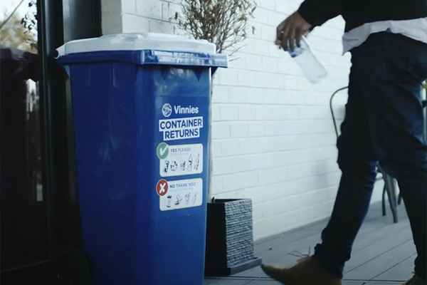 Re-vitalising communities with bottles and cans: TOMRA Cleanaway