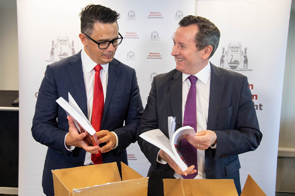WA Budget allocates $35M to support export ban