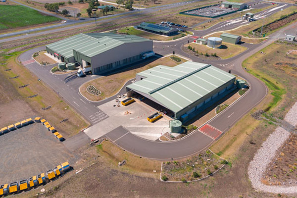 Toowoomba proposes joint procurement waste contract