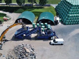 Maximising landfill life: Wastech Engineering