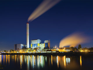 Reducing emissions and waste in the manufacturing process